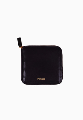 Fennec페넥 Zipper Wallet FZW003 Black