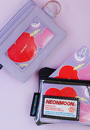 NEONMOON네온문 NEONMOON CARD WALLET