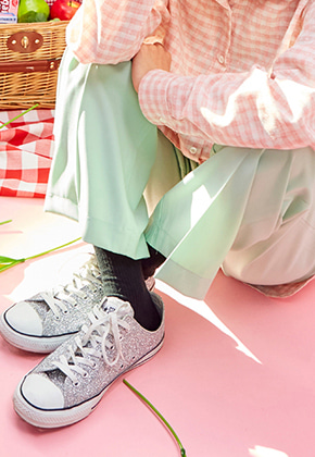 NEONMOON네온문 NEONMOON 19SP MINT PANTS - MINT