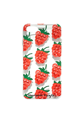 Margarin Fingers마가린핑거스 raspberry case