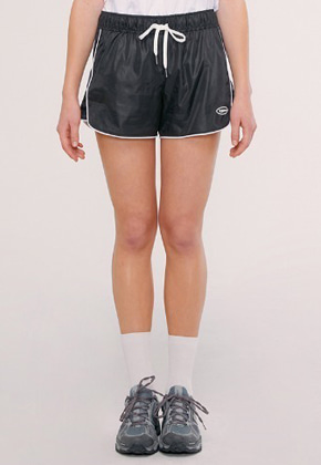 KIRSH키르시 TRACK SHORT IS [BLACK]