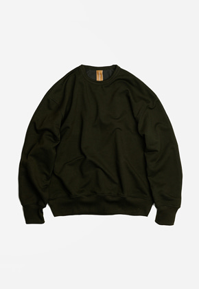 FRIZMWORKS프리즘웍스 OG Heavyweight sweatshirt _ dark olive