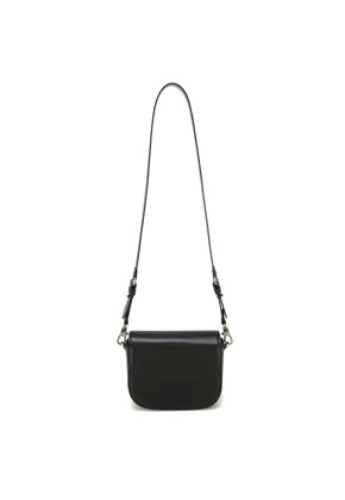 Fennec페넥 TROIS SQUARE BAG (S) - BLACK