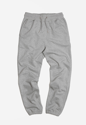 FRIZMWORKS프리즘웍스 OG Heavyweight sweat pants _ gray
