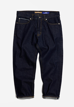 FRIZMWORKS프리즘웍스 OG Selvedge ankle denim pants _ indigo