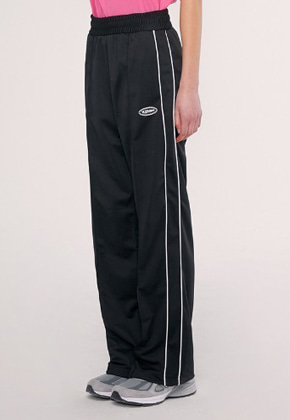 KIRSH키르시 TRACK PANTS IS [BLACK]