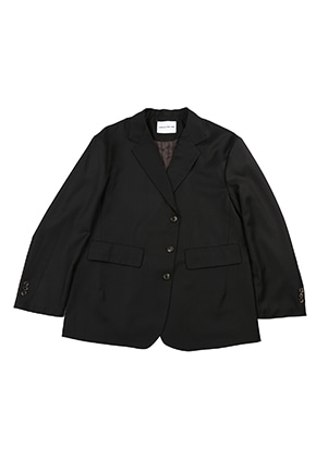 AJO BY AJO FINK LABEL Tailored Jacket [Black]