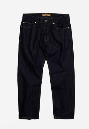 FRIZMWORKS프리즘웍스 OG Tapered ankle denim pants _ indigo
