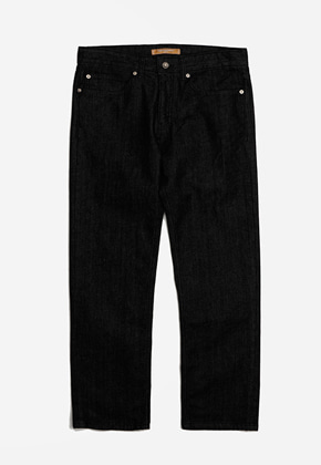 FRIZMWORKS프리즘웍스 OG Regular denim pants _ black