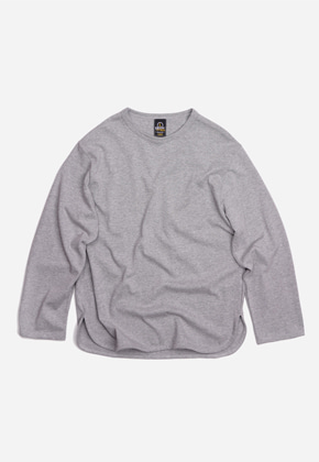 FRIZMWORKS프리즘웍스 Active long sleeve tee _ gray