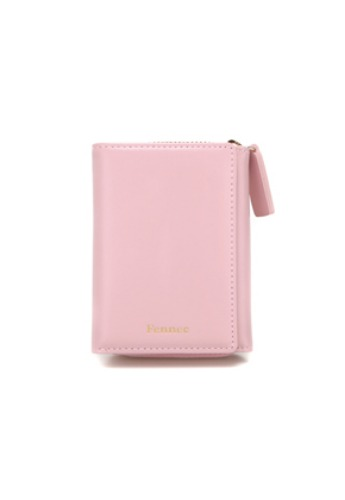 Fennec페넥 Triple Pocket Wallet Light pink