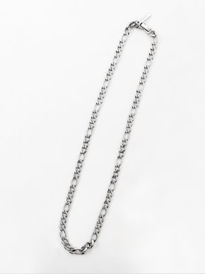 13Month써틴먼스 SLIM CHAIN NECKLACE (SILVER)