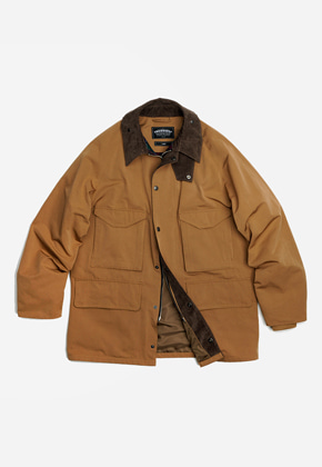 FRIZMWORKS프리즘웍스 Royal hunting jacket 002 _ camel