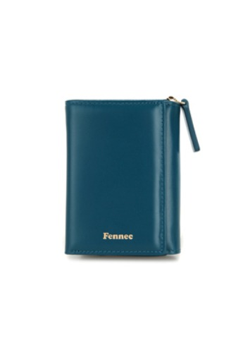 Fennec페넥 Triple Pocket Wallet Seagreen