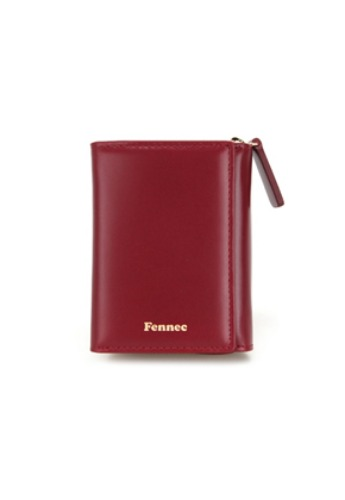 Fennec페넥 Triple Pocket Wallet Marsala