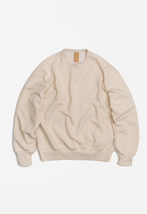 FRIZMWORKS프리즘웍스 OG Heavyweight sweatshirt _ ivory