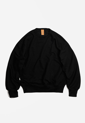 FRIZMWORKS프리즘웍스 OG Heavyweight sweatshirt _ black
