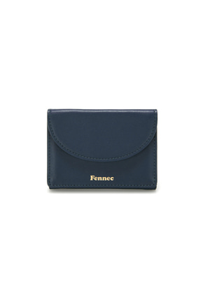 Fennec페넥 HALFMOON MINI WALLET - DEEP NAVY