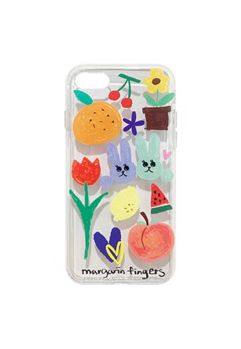 Margarin Fingers마가린핑거스 Summer case