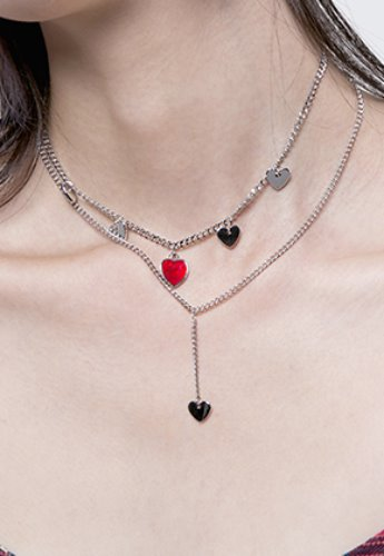 HA-WHA하와 Heart attack chain choker