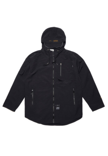 Stigma스티그마 STGM TECH WINDBREAKER JACKET BLACK