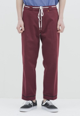 IDEAEND아이디어앤드 Dickiss Pants (Red Berry)