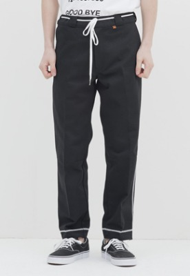 IDEAEND아이디어앤드 Dickiss Pants (Black)