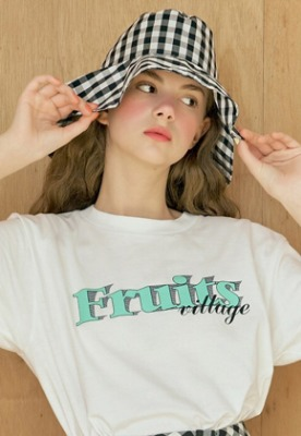 Margarin Fingers마가린핑거스 (당일출고) Scallop bucket hat