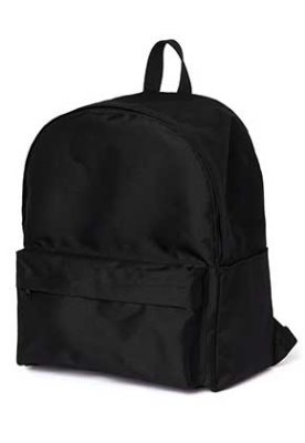 NEIKIDNIS네이키드니스 STANDARD BACKPACK / BLACK