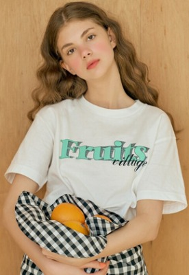 Margarin Fingers마가린핑거스 (당일출고) Fruits T shirt