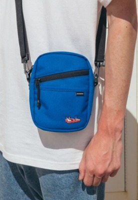 WKNDRS위캔더스 FG COMPACT BAG (BLUE)