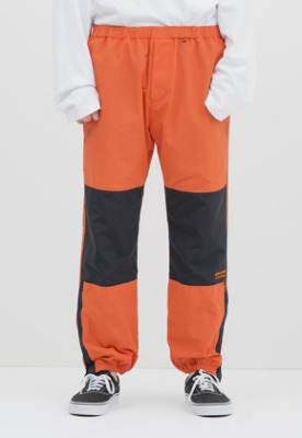 IDEAEND아이디어앤드 Joint Pant - Supplex (Orange)