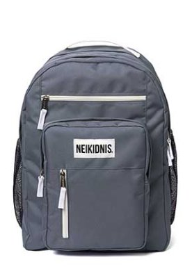 NEIKIDNIS네이키드니스 TRAVEL BACKPACK / CHARCOAL