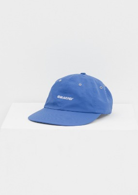 IDEAEND아이디어앤드 Logo Cap - Supplex (Admiral)