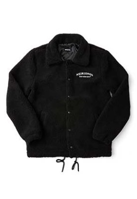NEIKIDNIS네이키드니스 BOA COACH JACKET / BLACK