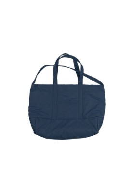 AJO BY AJO아조바이아조 Padding Tote Bag [Navy]