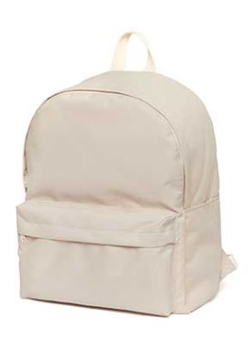NEIKIDNIS네이키드니스 STANDARD BACKPACK / LIGHT BEIGE