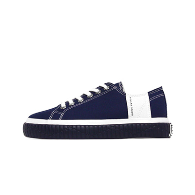 Fellas 1932펠라스 [Fellas Studio] Silhouette Lo Navy / White