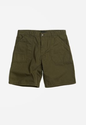 FRIZMWORKS프리즘웍스 Vincent fatigue shorts _ olive