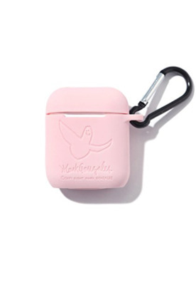 Markgonzales마크곤잘레스 M/G ANGEL AIRPODS CASE PINK