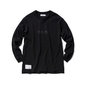 Rayshiso레이시소 16oz L/S Readers Black