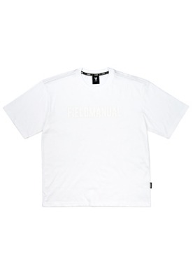 Field Manual필드메뉴얼 PROTECTIVE COLORATION TEE white