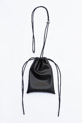 SKRAP스크랩 [SKRAP] OIL small bag Black