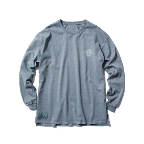 Rayshiso레이시소 16oz L/S Pigment Blue El Ray