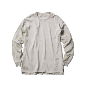 Rayshiso레이시소 16oz L/S Pigment Ivory All Ray
