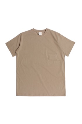Runningnose러닝노즈 CARD HOLDER T-SHIRT BEIGE