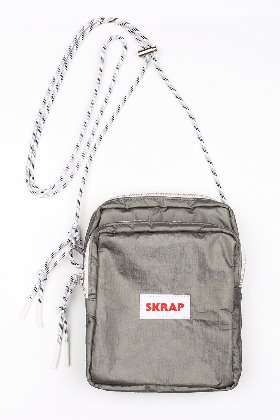 SKRAP스크랩 [SKRAP] TYVEK small bag Space grey