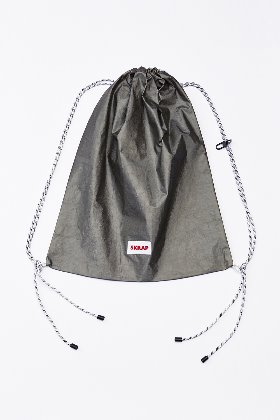 SKRAP스크랩 [SKRAP] TYVEK gym sack Space grey