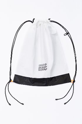 SKRAP스크랩 [SKRAP] TYVEK gym sack Off white