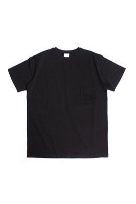 Runningnose러닝노즈 CARD HOLDER T-SHIRT BLACK
